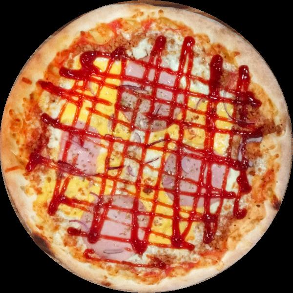Le Take Away pizzas à emporter à Ploufragan (22) pizza burger
