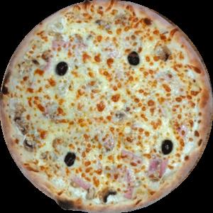 Le Take Away pizzas à emporter à Ploufragan (22) pizza reine crème