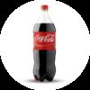 Le take away pizzas à emporter Ploufragan (22) bouteille de Coca Cola 1,5L