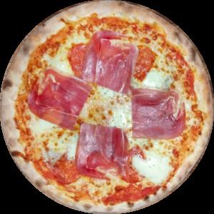 Le Take Away pizzas à emporter à Ploufragan (22) pizza calabraise
