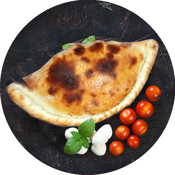 Le Take Away pizzas à emporter à Ploufragan (22) pizza calzone