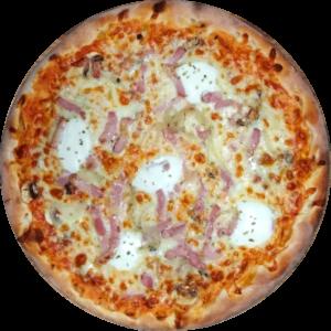 Le Take Away pizzas à emporter à Ploufragan (22) pizza campagnarde