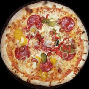 Le Take Away pizzas à emporter à Ploufragan (22) pizza orientale