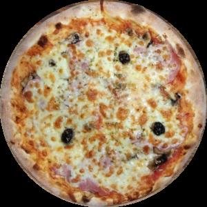 Le Take Away pizzas à emporter à Ploufragan (22) pizza reine