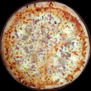Le Take Away pizzas à emporter à Ploufragan (22) pizza Savoyarde