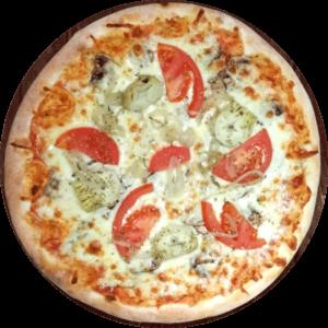 Le Take Away pizzas à emporter à Ploufragan (22) pizza végétarienne