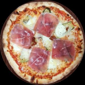 Le Take Away pizzas à emporter à Ploufragan (22) pizza Vénitienne